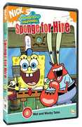 SpongeBob SquarePants: Sponge for Hire (DVD) at Kmart.com