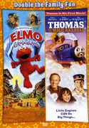 Adventures of Elmo in Grouchland/Thomas and the Magic Railroad (DVD) at Sears.com