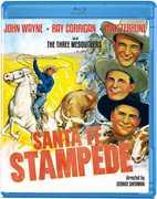 Santa Fe Stampede (Blu-Ray) at Kmart.com