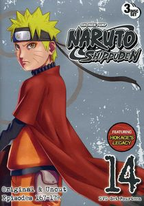 Naruto Shippuden Uncut Set 14 , Ryan Conner