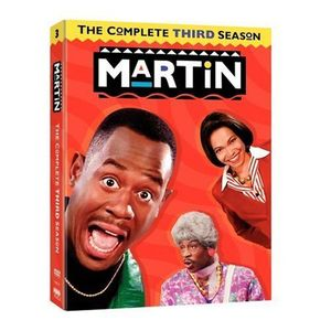 Martin: Complete Third Season , Thomas Mikal Ford