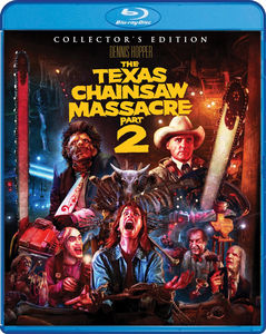 Texas Chainsaw Massacre: Part 2 , Dennis Hopper