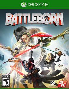 Battleborn  XB1