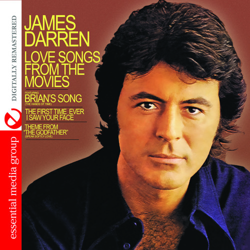 Love-Songs-From-The-Movies-James-Darren-2014-CD-NUOVO