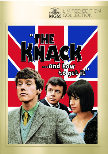 Knack & How To Get It (2014, DVD NEW)