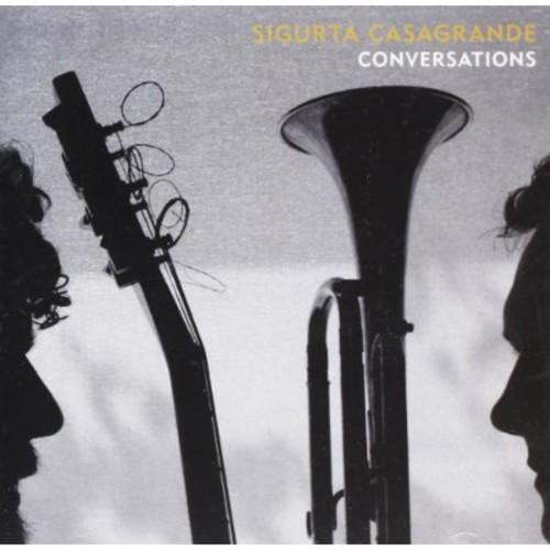 Conversations - Sigurta Casagrande (2010, CD NEW)