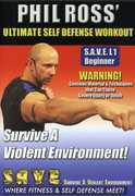 Phil Ross: Ultimate Self Defense Workout - Survive a Violent Environment (DVD) at Kmart.com