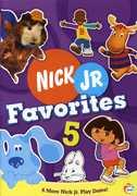 Nick JR Favorites 5 , Jonah Bobo