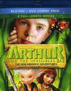 Arthur & Invisibles 2 & 3: New Minimoy Adventure (Blu-Ray) at Kmart.com