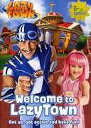Lazy Town: Welcome to Lazytown