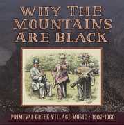 Why the Mountains Are Black - Primeval Greek
