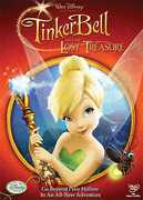 Tinker Bell and the Lost Treasure (DVD) at Sears.com