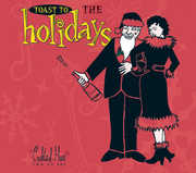 Cocktail Hour: Toast to the Holidays / Various (CD) at Kmart.com