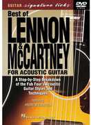 Best of Lennon & McCartney for Acoustic Guitar (DVD) at Kmart.com