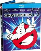 Ghostbusters /  Ghostbusters II (4K-Mastered) (2PC)