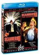 Scanners II: The New Order/Scanners III: The Takeover (Blu-Ray) at Sears.com