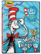 Cat in the Hat Knows a Lot Wings & Thi (DVD) at Kmart.com