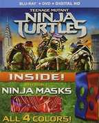 Teenage Mutant Ninja Turtles (With Mask) (Blu-Ray + DVD) at Kmart.com