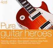 Pure: Guitar Heroes / Various (CD) at Sears.com