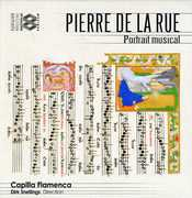 Pierre de la Rue: Portrait Musical (CD) at Kmart.com