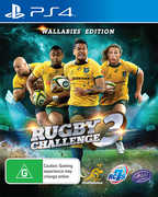 Rugby Challenge 3 - Wallabies Edition [Import]