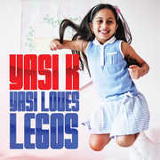 Yasi Loves Legos (CD Single)