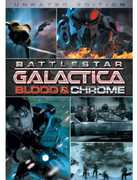 Battlestar Galactica: Blood & Chrome (DVD) at Sears.com