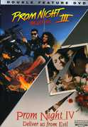 Prom Night III: The Last Kiss/Prom Night IV: Deliver Us From Evil (DVD) at Sears.com