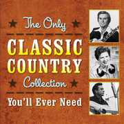 Only Classic Country Collection You'll Ever / Var (CD) at Kmart.com
