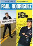 Paul Rodriguez Double Feature: Comedy Rehab/Just for the Record (DVD) at Kmart.com