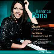 Chopin: 26 Pr?ludes; Scriabine: Sonate No. 2 Op. 19 (CD) at Kmart.com