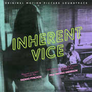 Inherent Vice (Score) /  O.S.T. (2PC)