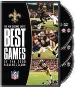NFL New Orleans Saints Best Games of 2009 Regular (DVD) at Sears.com