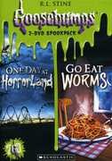 Goosebumps: One Day at Horrorland/Go East Worms! Double Feature (DVD) at Kmart.com