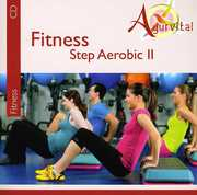 AYURVITAL FITNESS STEP AEROBIC II (CD) at Sears.com