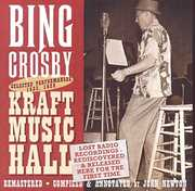 Lost Radio Recordings Released for the First Time , Bing Crosby