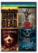 Dawn of the Dead/Land of the Dead/Halloween II/The People Under the Stairs (DVD) at Kmart.com