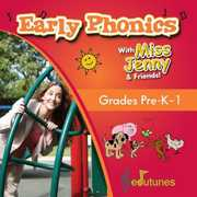Early Phonics with Miss Jenny & Friends (CD) at Kmart.com