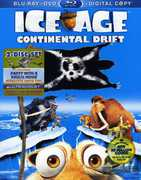 Ice Age: Continental Drift (Blu-Ray + DVD + Digital Copy) at Kmart.com