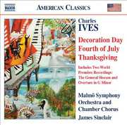 Charles Ives: Decoration Day; Fourth of July; Thanksgiving (CD) at Kmart.com