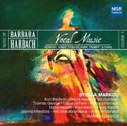 Barbara Harbach: Vocal Music (CD) at Kmart.com