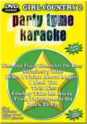 Party Tyme Karaoke: Girl Country 2 / Various (DVD) at Sears.com
