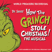 Dr Seuss How the Grinch Stole Christmas: Musical (CD) at Sears.com
