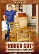 Rough Cut - Woodworking with Tommy Mac: Arts & Crafts-Style Arm Chair (DVD) at Kmart.com