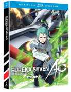 Eureka Seven: AO, Part 1 (Blu-Ray + DVD) at Kmart.com