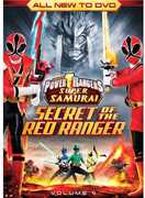 Power Rangers Super Samurai, Vol. 4: The Secret of the Red Ranger (DVD) at Kmart.com