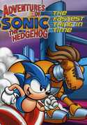 Adventures of Sonic the Hedgehog: Fastest Thing in (DVD) at Kmart.com