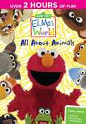 Sesame Street - Elmo's World: All About Animals (DVD) at Kmart.com