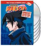 Naruto Uncut Season 3 V.1 Box Set , Dave Wittenberg