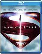 Man of Steel (Blu-Ray+Dvd+Ultraviolet Combo Pack) , Henry Cavill